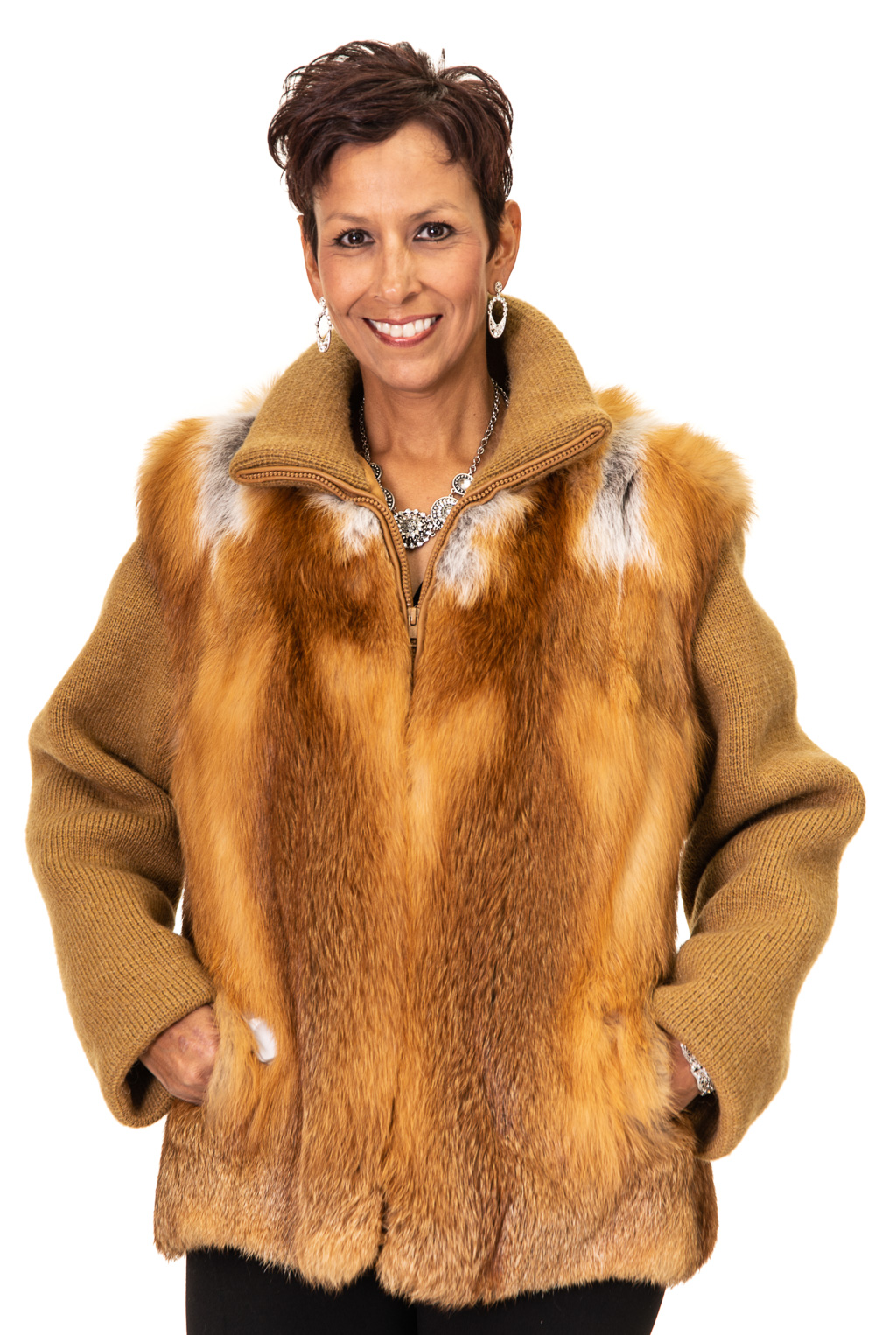 157 2 Red Fox Ugent Furs