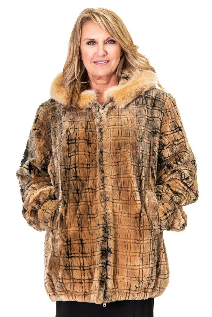 90 2 Sheared Beaver Ugent Furs