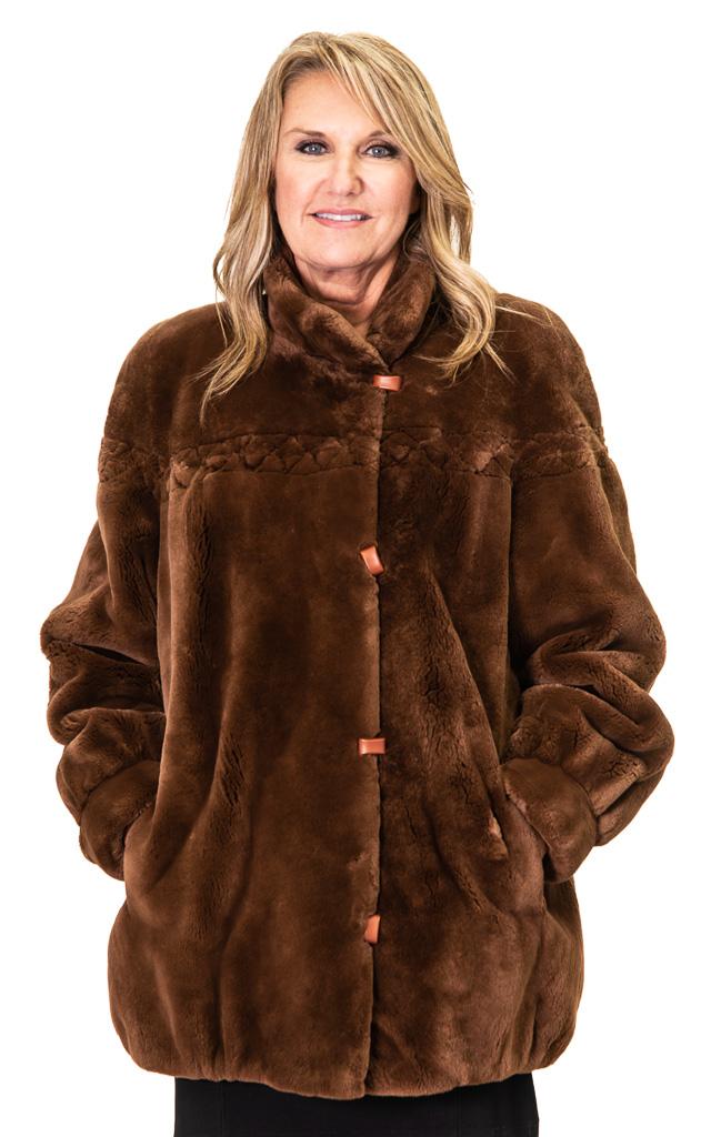 95 2 Sheared Beaver Ugent Furs