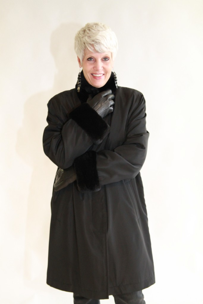 Black Taffeta Rain Silk 36 Jacket1