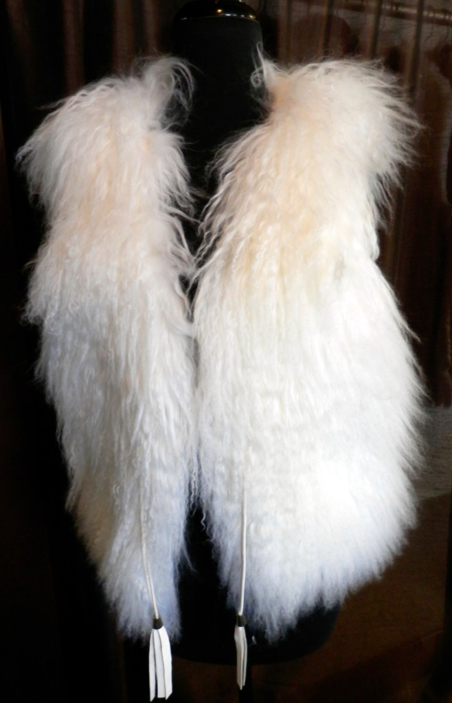 white tibet vest1