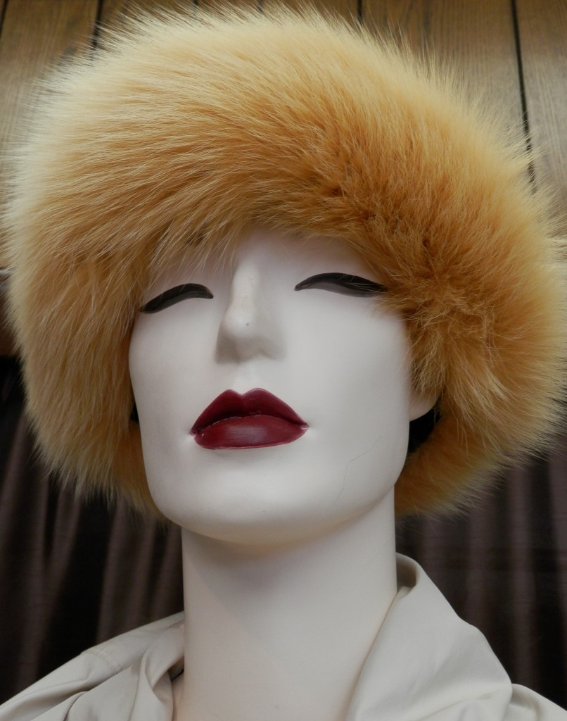 gold fox headband1