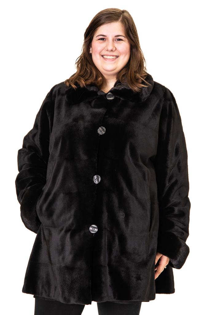 84 2 Reversible Sheraed Mink Ugent Furs