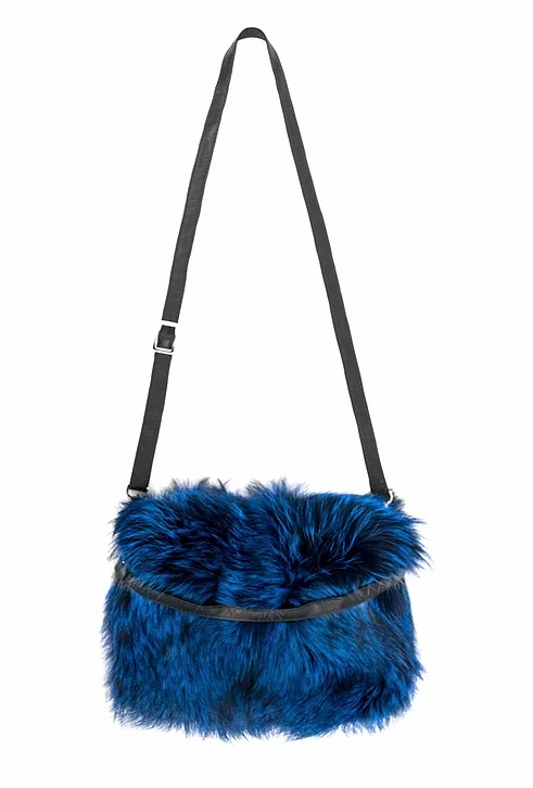 mitchies blue fox purse2