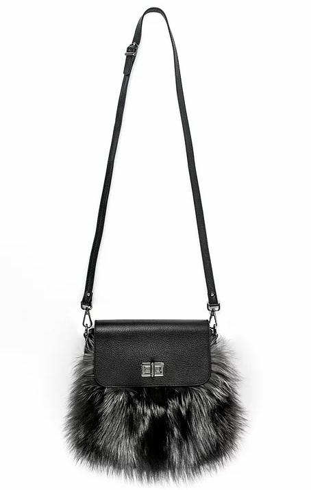 mitchies fox purse