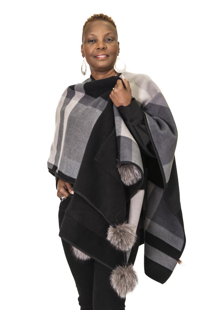 1 2 Wrap Ugent Furs