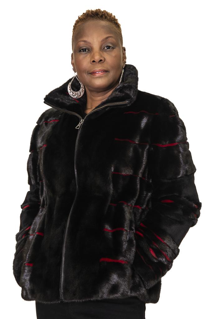 23 2 Mink Jacket Ugent Furs