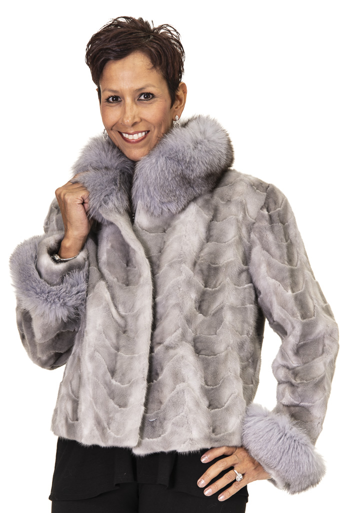 24 2 Mink Sections Ugent Furs