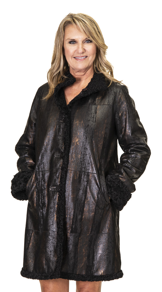 36 5 Shearling Ugent Furs