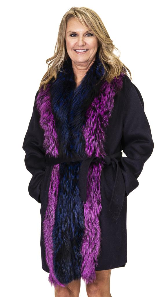 38 2 Cashmere Fox Ugent Furs