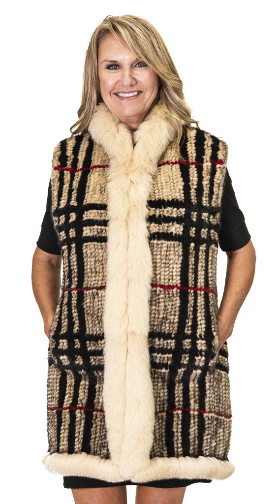 53 2 Burberry Vest Ugent Furs