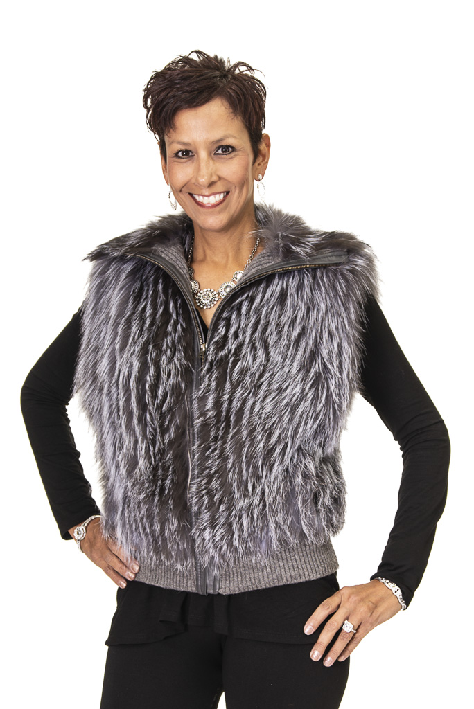 10 2 Fox Vest Ugent Furs