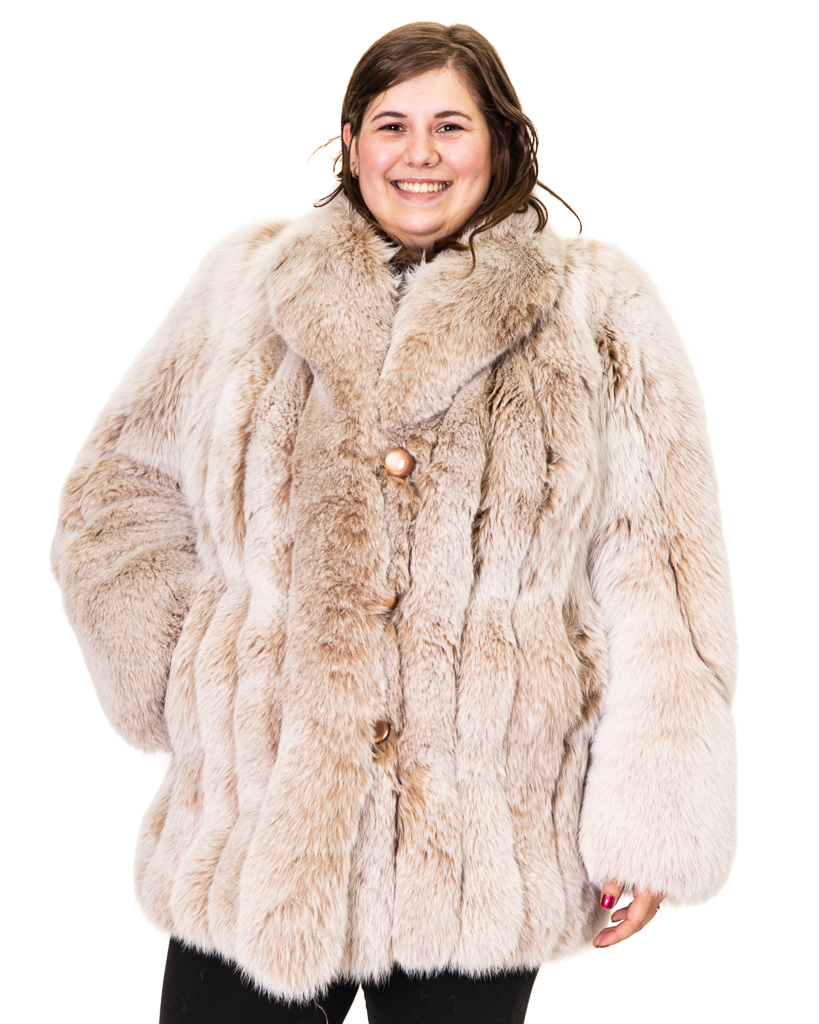 105 2 Norwegian Fox Ugent Furs