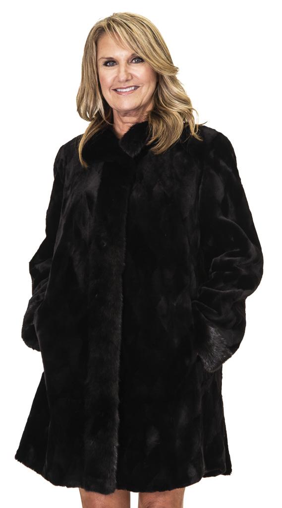 22 2 Reversible Mink Sections Ugent Furs