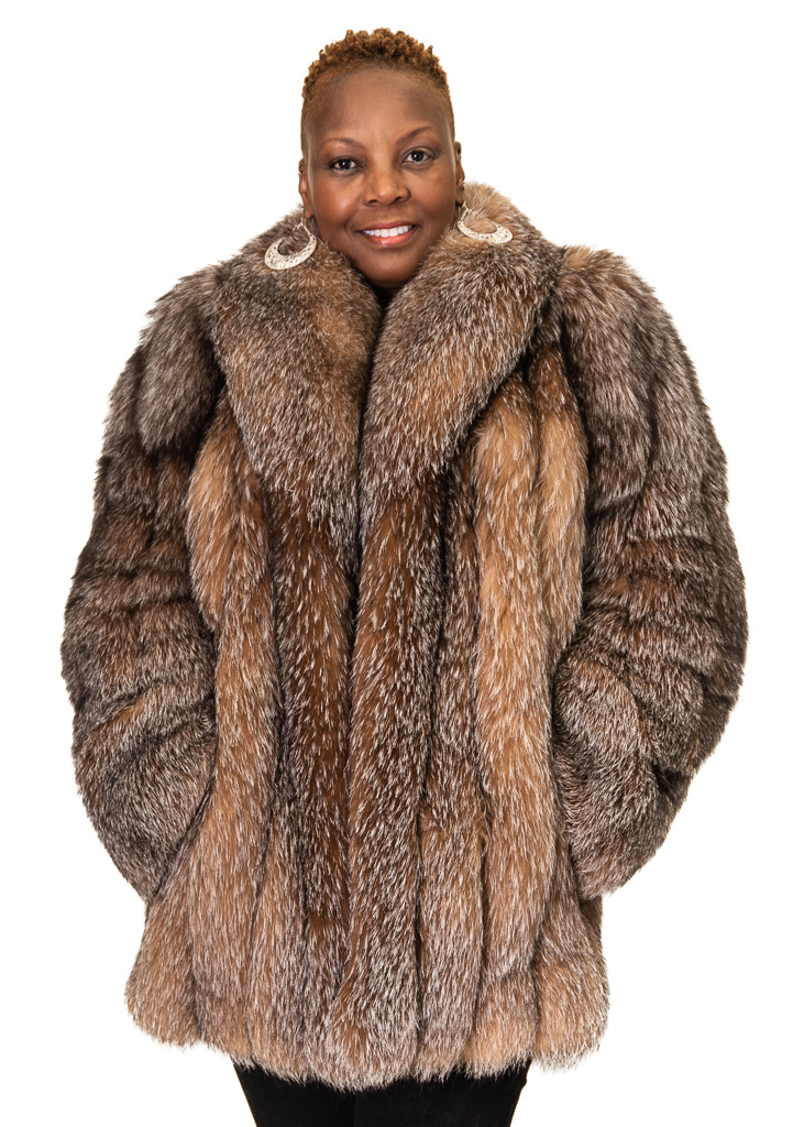 80 2 Crystal Fox Ugent Furs