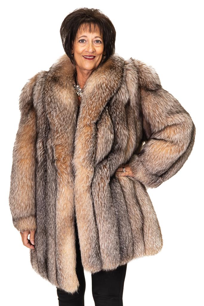 81 2 Crystal Fox Ugent Furs