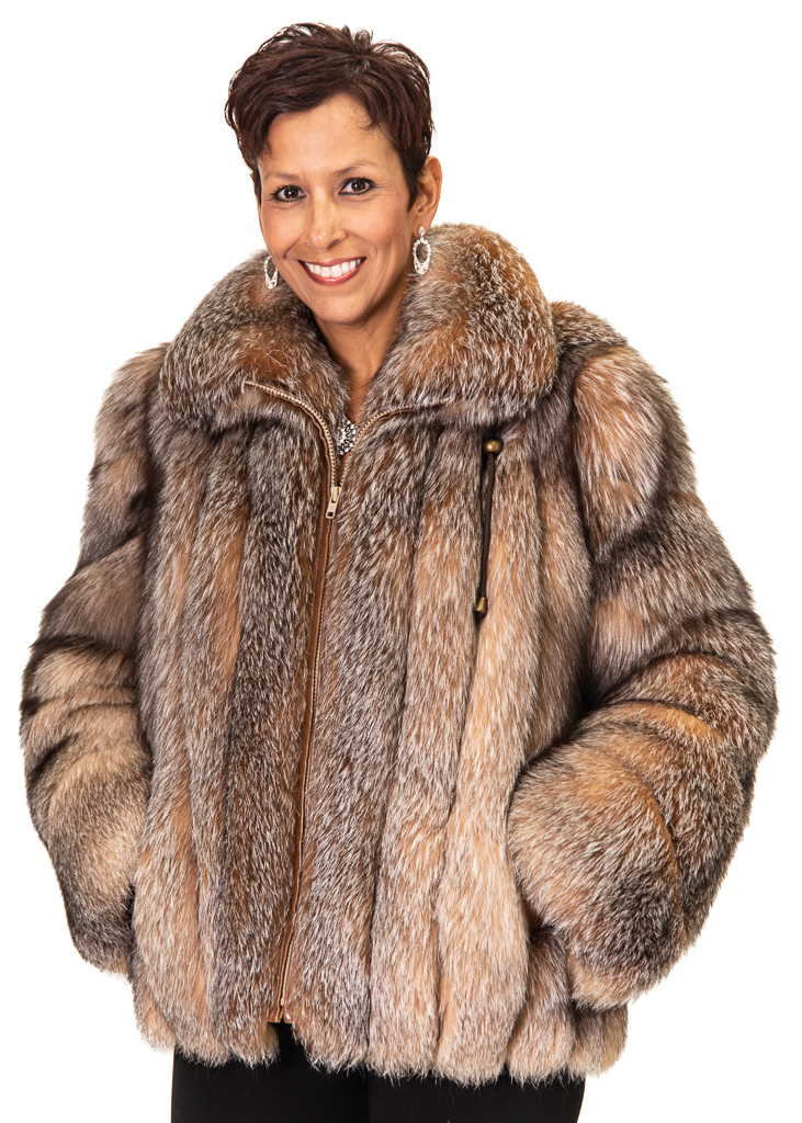 89 2 Crystal Fox Ugent Furs