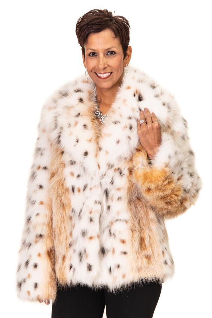 97 2 Fox Lynx Ugent Furs