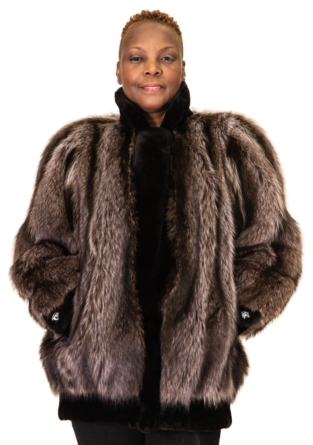 143 2 Raccoon Ugent Furs