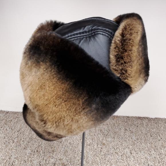 fur trooper hat Ugent Furs